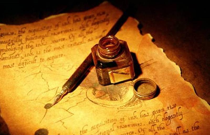 tinta antigua impremta novagrafic Tinta historia y evolución